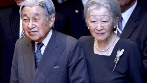 neues gesetz in japan kaiser akihito darf abdanken. Black Bedroom Furniture Sets. Home Design Ideas