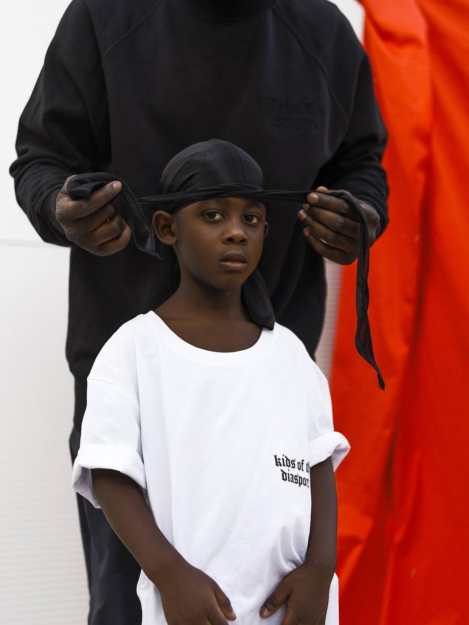 """Ein T-Shirt, mit dem sich jeder identifizieren kann: Kollektion des Labels """"Kids of the Diaspora"""""""