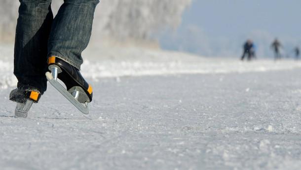 Wetterdienst warnt vor gefährlichem Eisregen