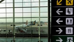 Deutscher lebte knapp zwei Monate auf indischem Flughafen