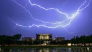 Deutscher Wetterdienst warnt genauer vor Unwettergefahren