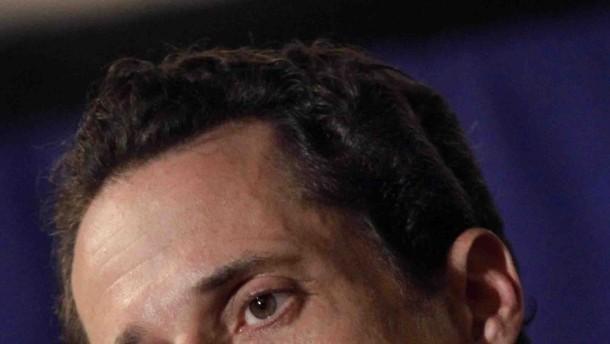 Peinliche Sexaffäre um Anthony Weiner