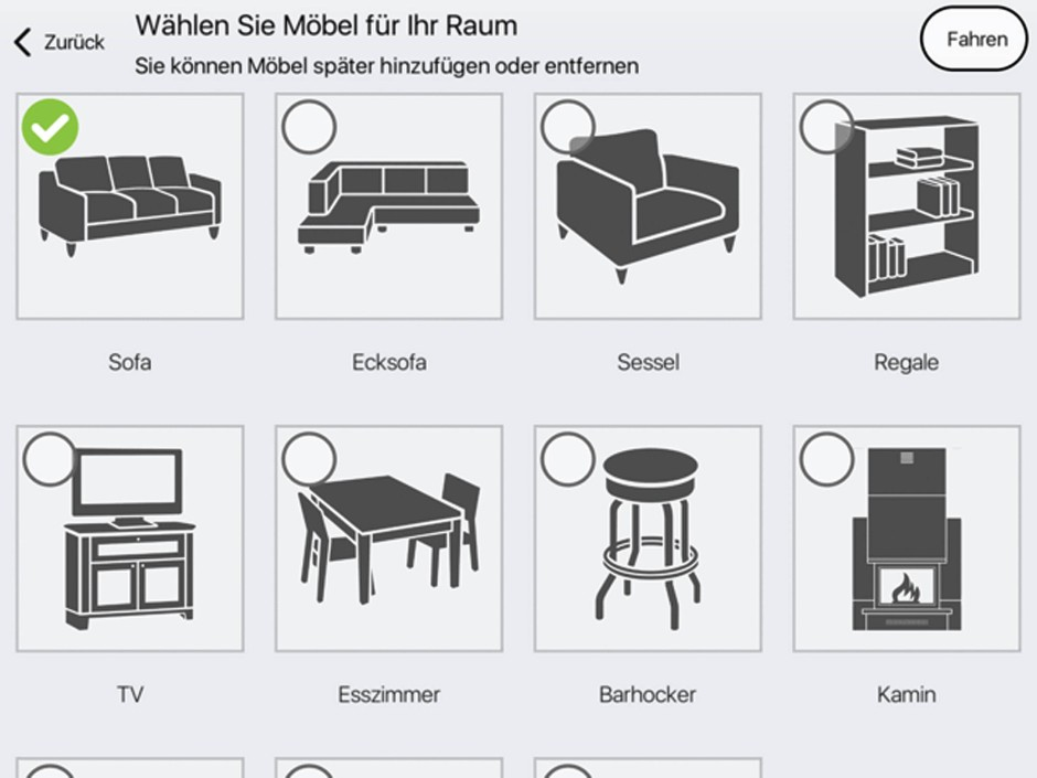 digitale raumplaner im test. Black Bedroom Furniture Sets. Home Design Ideas