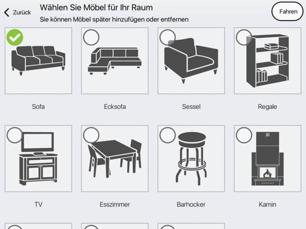 bilderstrecke zu digitale raumplaner im test bild 3 von 5 faz. Black Bedroom Furniture Sets. Home Design Ideas