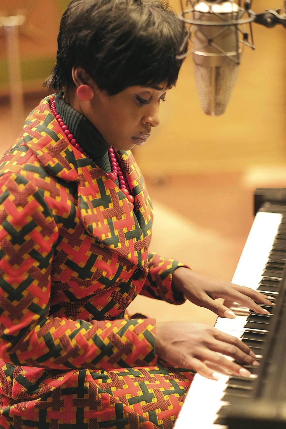 """""""Sie bewegt sich zu Musik, wenn es sie packt"""": Cynthia Erivo als Aretha Franklin"""