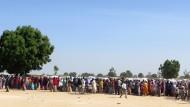 1,4 Millionen Kinder vom Hungertod bedroht