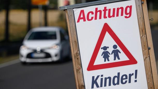 Zahl der Verkehrsunfälle von Kindern im Corona-Jahr 2020 gesunken
