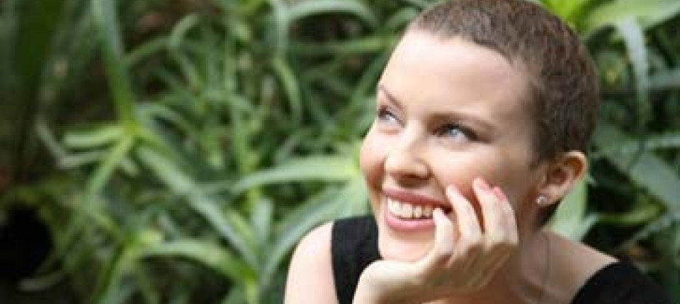 Personlich Kylie Minogue Mit Neuer Frisur Menschen Faz