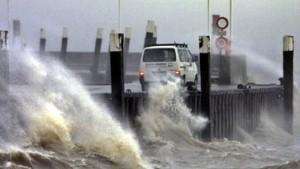 Drei Tote nach Orkan über Norddeutschland