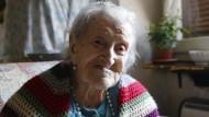 Täglich rohe Eier: Emma Morano wurde mit dieser Diät 117 Jahre alt.