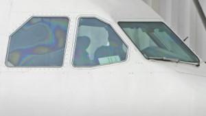 Piloten fliegen übers Ziel hinaus