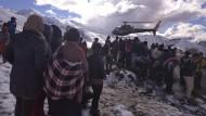Dutzende Bergsteiger sterben an Annapurna und Dhaulagiri