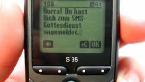 """SMS-Vielschreiber sind """"kommunikative und offene Menschen"""""""