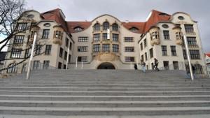 Evakuierung nach Bombendrohung am Gutenberg-Gymnasium