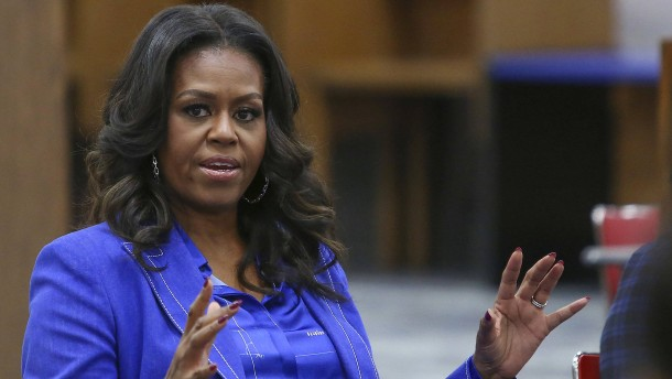 Michelle Obama übt indirekt Kritik an Donald Trump