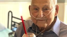 104 Jahre alter Weltkriegsveteran überlebt Covid-19
