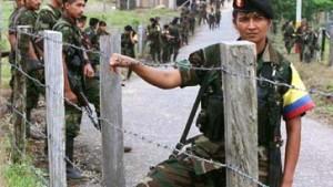 Großoffensive gegen die FARC