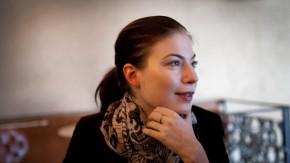 Nora von Waldstätten - Die gebürtige Wienerin spricht in Berlin mit Jörg Thomann über ihre neuen Filme.