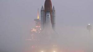 Space Shuttle Atlantis für Start freigegeben