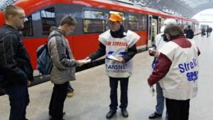 Bahnstreiks in drei bayerischen Großstädten
