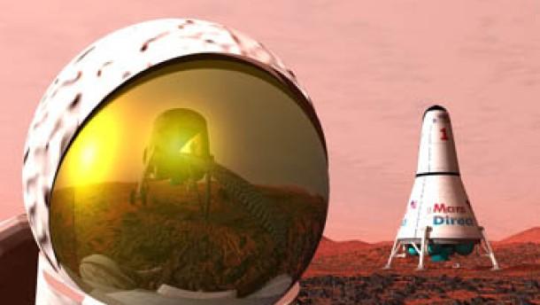 Mission to Mars - Die NASA unter Druck