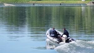 Rettungskräfte suchen im Rhein weiter nach vermisstem Mädchen