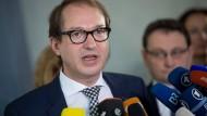 Verkehrsminister Dobrindt zu Konsequenzen aus Zugunglück