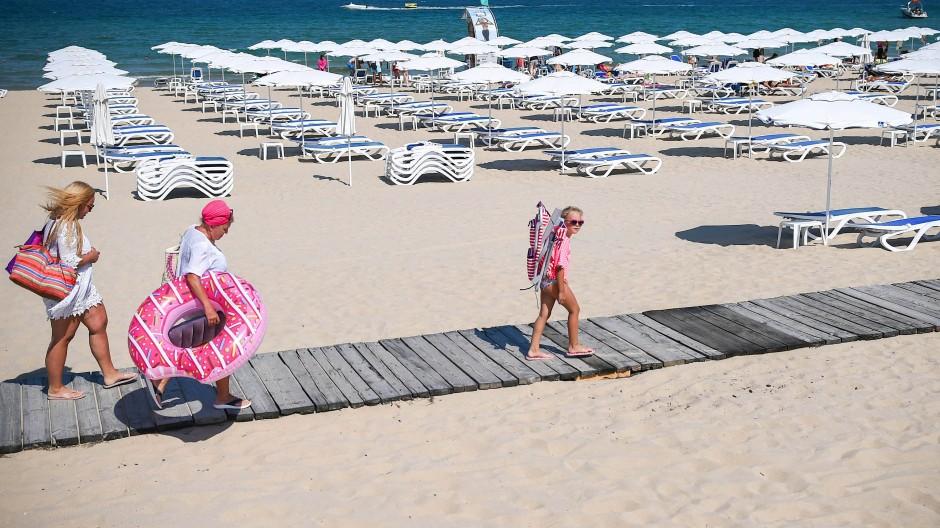 Corona-Test nach Schwarzmeerurlaub: Für mehrere Regionen in Bulgarien (unser Foto) und Rumänien wurde eine Reisewarnung ausgesprochen.