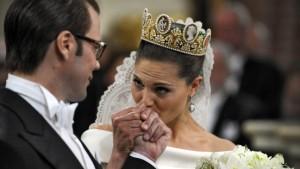 Victoria und Daniel sind verheiratet