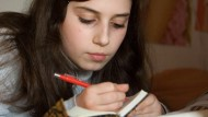 Vor allem junge Mädchen vertrauen ihre Ängste und Sorgen gerne einem Tagebuch an