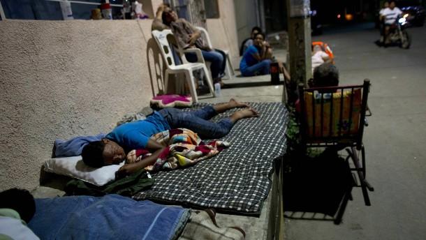Erdbeben in Mexiko fordert mindestens 61 Tote
