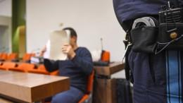 Falscher Polizist schweigt vor Gericht