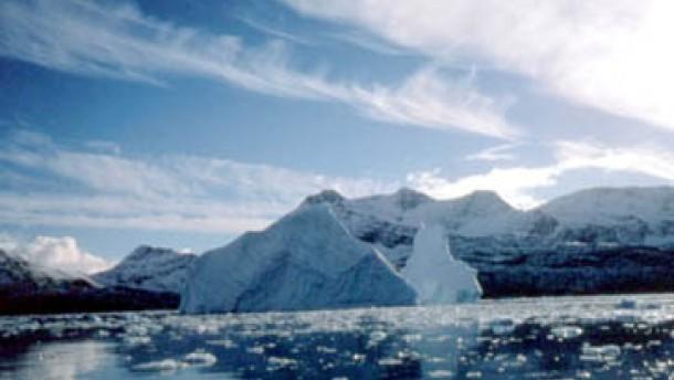 Treibhauseffekt lässt die Antarktis abkühlen