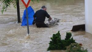 Tote bei Überschwemmungen