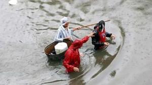Inzwischen mehr als 1000 Monsun-Tote