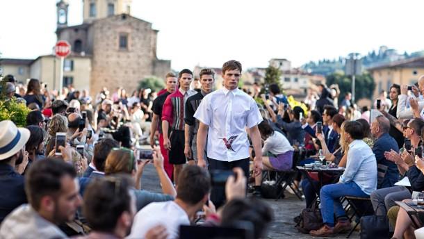 Aufwärtstrend in Florenz