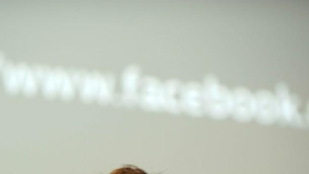 Bitte lächeln, Mark Zuckerberg