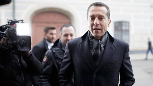 Regierungskoalition in Österreich einigt sich auf Neustart