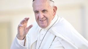 Papst beklagt Ausgrenzung von Obdachlosen