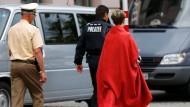 Mehr als acht Jahre Haft für Geiselnehmer von Ingolstadt