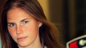 Amanda Knox kommt nicht zum Verfahren