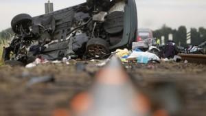 Drei Tote nach schwerem Unfall in Kerken