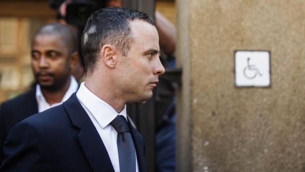 Pistorius geisteskrank?