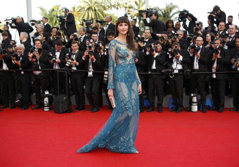 Bildergalerie: Filmfestival Cannes: Wenig Stoff und viel