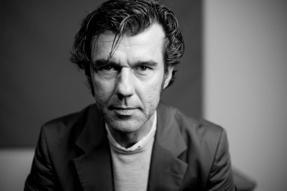 Rationaler Optimist: Designer Stefan Sagmeister