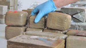 54 Kilo Drogen bei Airline-Besatzung gefunden