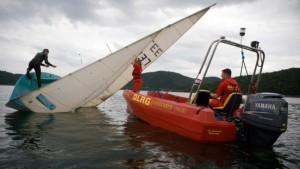 Rettungsurlaub am See