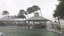 """""""Irma"""" erreicht Florida"""