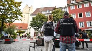 Ravensburger OB denkt über Videoüberwachung nach