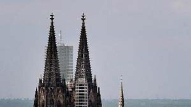 Kölner Dom beliebtester Ort der Deutschen
